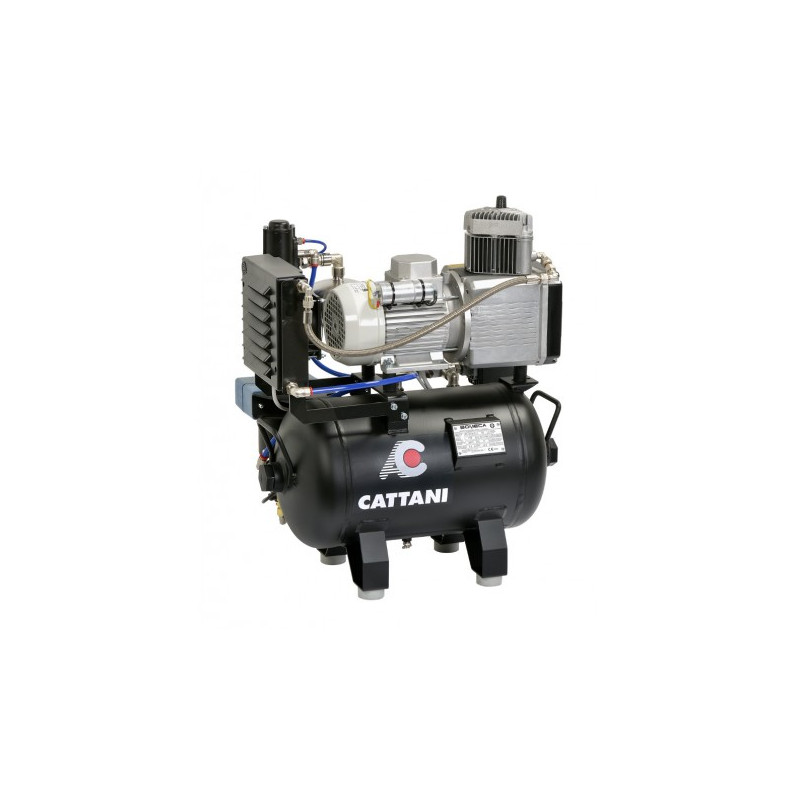 Compresseur Cattani monocylindre